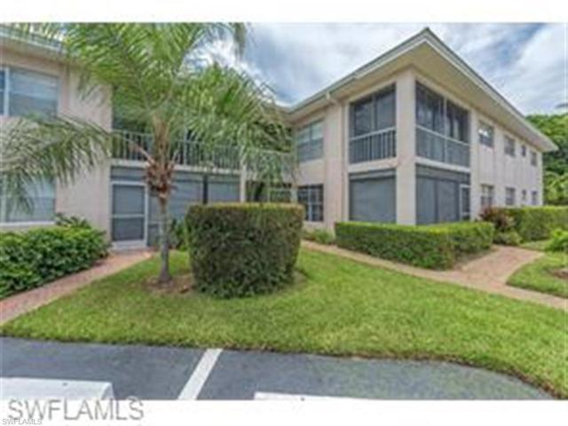 4180 Crayton Rd E1, Naples, FL 34103 (MLS #216051293) :: Royal Shell Real Estate