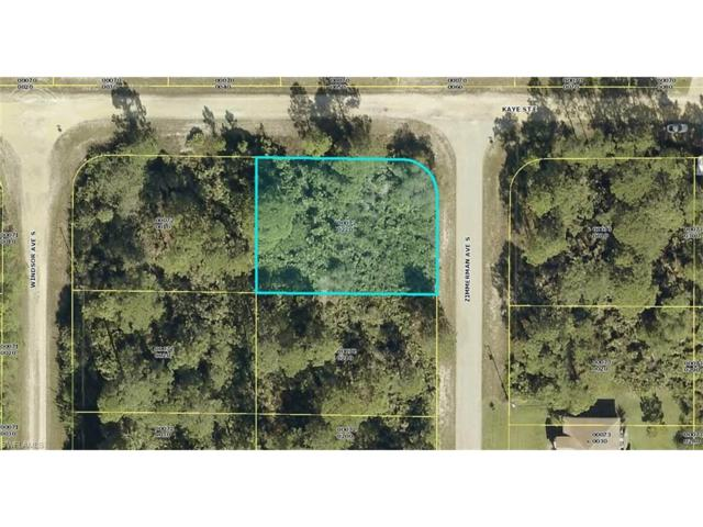 440 Zimmerman Ave, Lehigh Acres, FL 33974 (MLS #216052466) :: The New Home Spot, Inc.