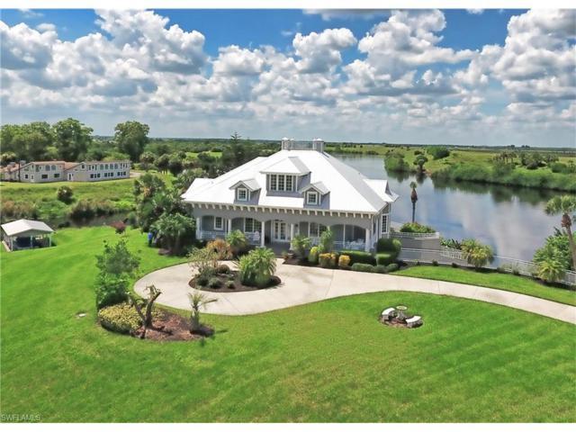 1202 Seminole Cir, Moore Haven, FL 33471 (MLS #216056921) :: The New Home Spot, Inc.