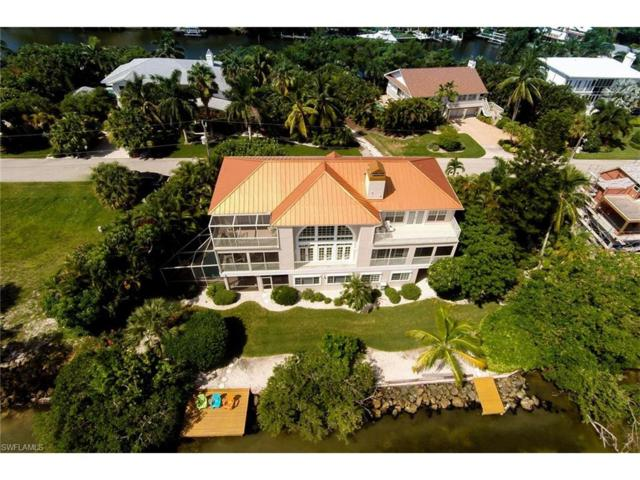 1552 San Carlos Bay Dr, Sanibel, FL 33957 (MLS #216058306) :: The New Home Spot, Inc.