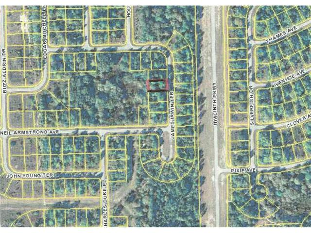327 James Irwin Ter, Labelle, FL 33935 (#216060179) :: Homes and Land Brokers, Inc
