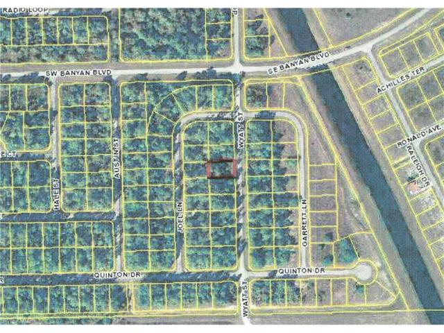 1306 Wyatt St, Labelle, FL 33935 (#216060186) :: Homes and Land Brokers, Inc