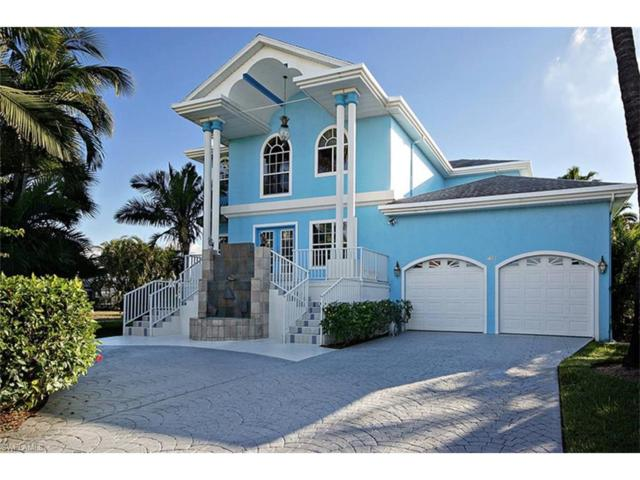 1022 Dolphin Dr, Cape Coral, FL 33904 (#216062502) :: Homes and Land Brokers, Inc