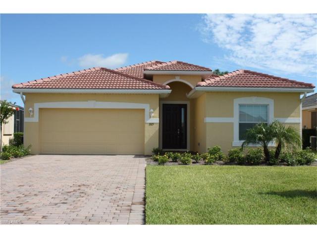 3325 Magnolia Landing Ln, North Fort Myers, FL 33917 (MLS #216072263) :: The New Home Spot, Inc.