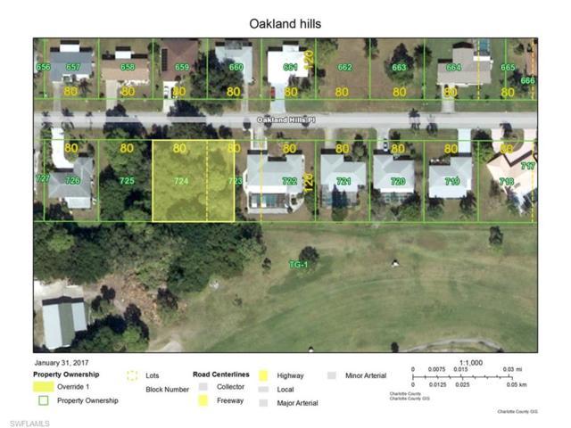 27 Oakland Hills Pl, Rotonda West, FL 33947 (MLS #216075892) :: The New Home Spot, Inc.