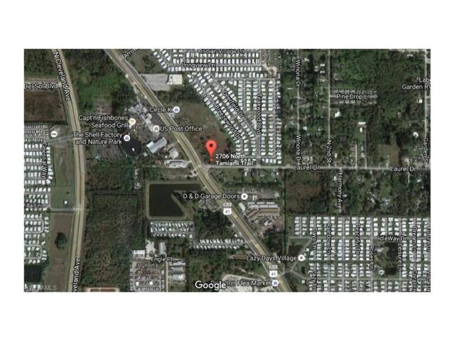 2706 N Tamiami Trl, North Fort Myers, FL 33903 (MLS #217000762) :: The New Home Spot, Inc.