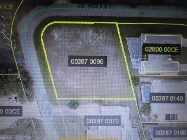 4105 SE 18TH Ave, Cape Coral, FL 33904 (MLS #217002183) :: The New Home Spot, Inc.