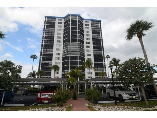 4753 Estero Blvd #1002, Fort Myers Beach, FL 33931 (MLS #217003897) :: The New Home Spot, Inc.