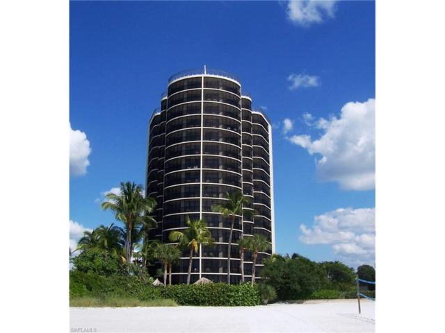 6640 Estero Blvd #1003, Fort Myers Beach, FL 33931 (MLS #217005780) :: The New Home Spot, Inc.