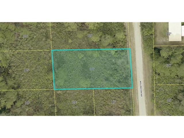 2103 Wellington Ave, Alva, FL 33920 (MLS #217007277) :: The New Home Spot, Inc.