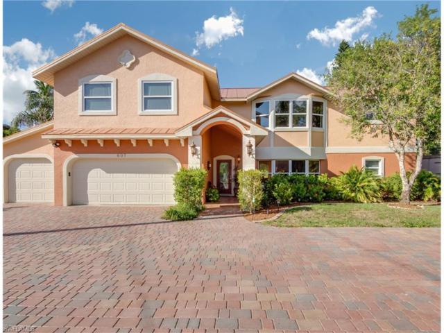 607 Sunnyside Ct, Fort Myers, FL 33919 (MLS #217010510) :: The New Home Spot, Inc.