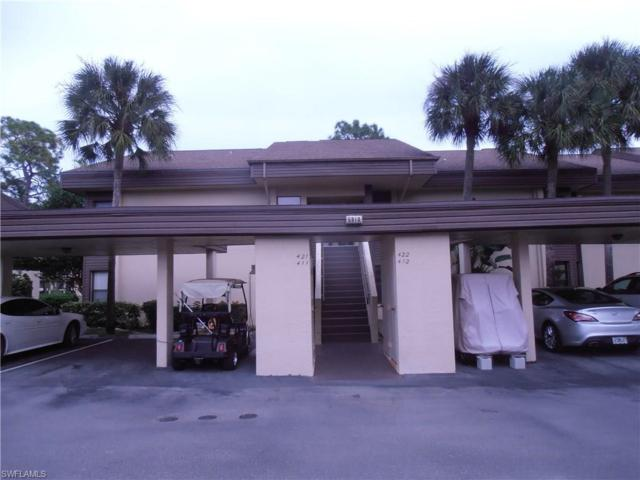 5910 Trailwinds Dr #421, Fort Myers, FL 33907 (MLS #217011380) :: The New Home Spot, Inc.