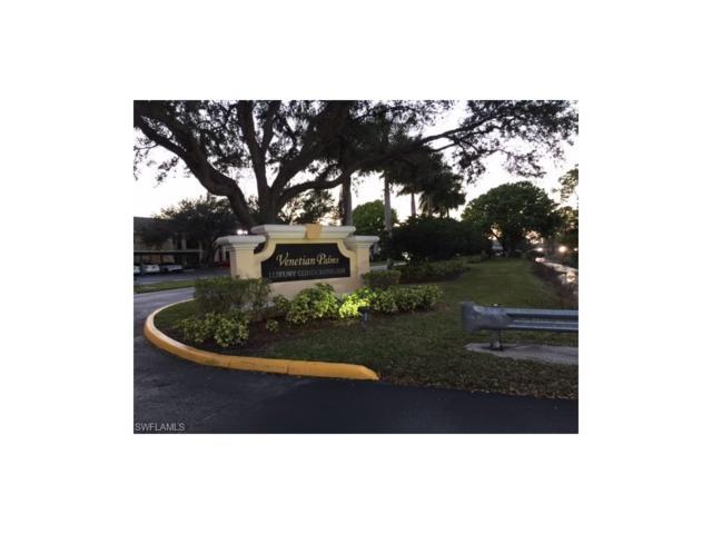 12520 Equestrian Cir #301, Fort Myers, FL 33907 (MLS #217012508) :: The New Home Spot, Inc.