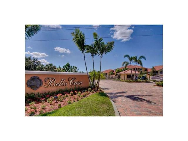 13110 Bella Casa Cir #216, Fort Myers, FL 33966 (MLS #217012675) :: The New Home Spot, Inc.