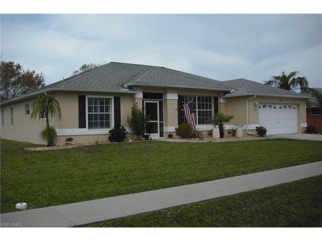 266 Justene Cir, Lehigh Acres, FL 33936 (MLS #217014342) :: The New Home Spot, Inc.