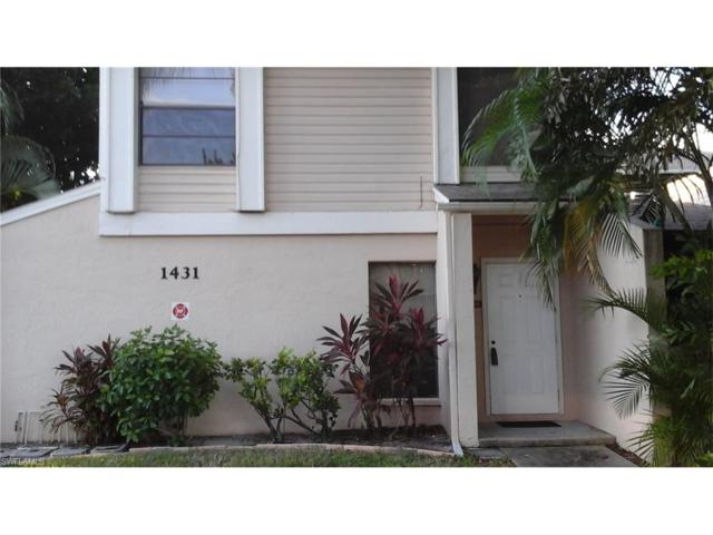 1431 SW Courtyards Ter #115, Cape Coral, FL 33914 (MLS #217014392) :: The New Home Spot, Inc.