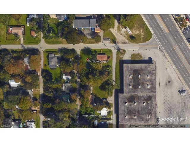 25 Cabana Ave, North Fort Myers, FL 33903 (#217015721) :: Homes and Land Brokers, Inc