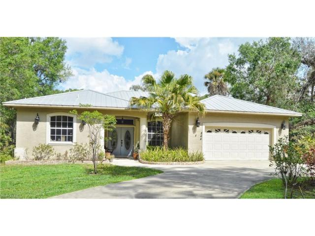 844 Live Oak Ln, Labelle, FL 33935 (#217017017) :: Homes and Land Brokers, Inc
