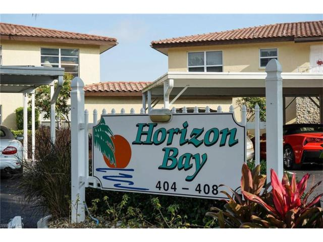 408 Tudor Dr 2E, Cape Coral, FL 33904 (MLS #217018370) :: The New Home Spot, Inc.
