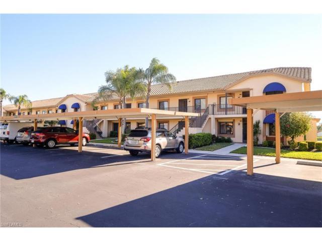 13111 Cross Creek Blvd #216, Fort Myers, FL 33912 (MLS #217020696) :: The New Home Spot, Inc.