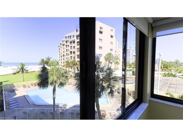 6670 Estero Blvd A305, Fort Myers Beach, FL 33931 (#217022800) :: Homes and Land Brokers, Inc