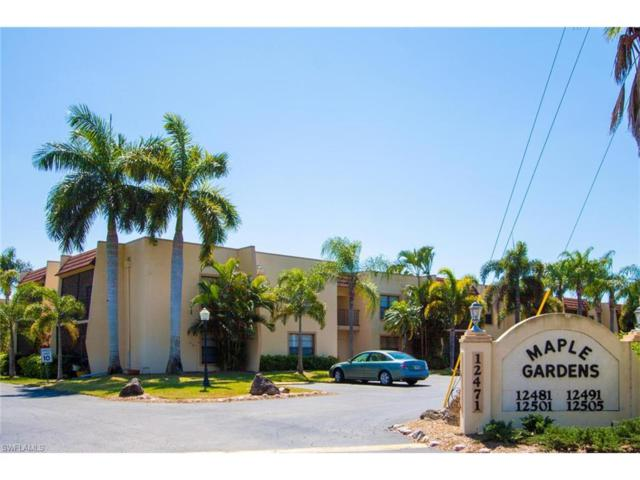 12501 Mcgregor Blvd #27, Fort Myers, FL 33919 (#217022863) :: Homes and Land Brokers, Inc