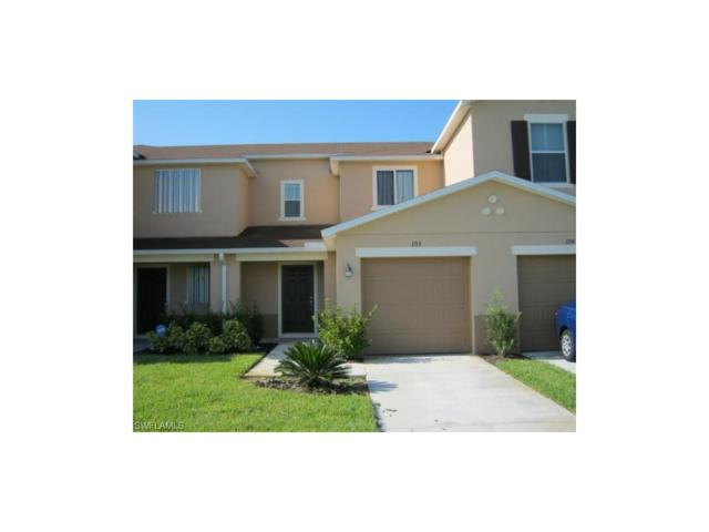 6380 Brant Bay Blvd #103, North Fort Myers, FL 33917 (MLS #217023320) :: The New Home Spot, Inc.