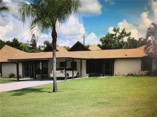 4266 Island Cir D, Fort Myers, FL 33919 (MLS #217023417) :: The New Home Spot, Inc.