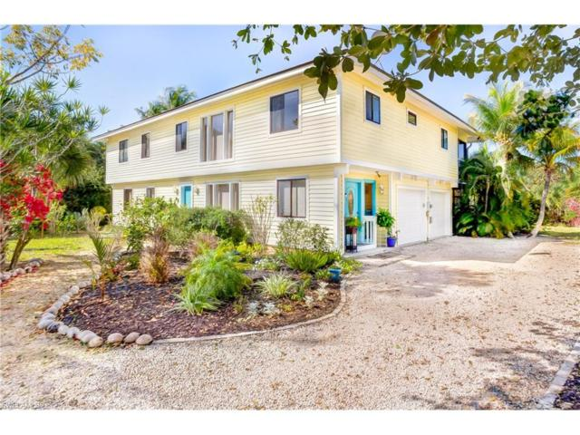 673 E Rocks Dr, Sanibel, FL 33957 (MLS #217023479) :: The New Home Spot, Inc.