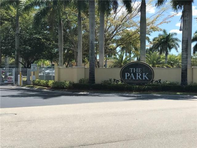 14901 Park Lake Dr #102, Fort Myers, FL 33919 (MLS #217023993) :: The New Home Spot, Inc.