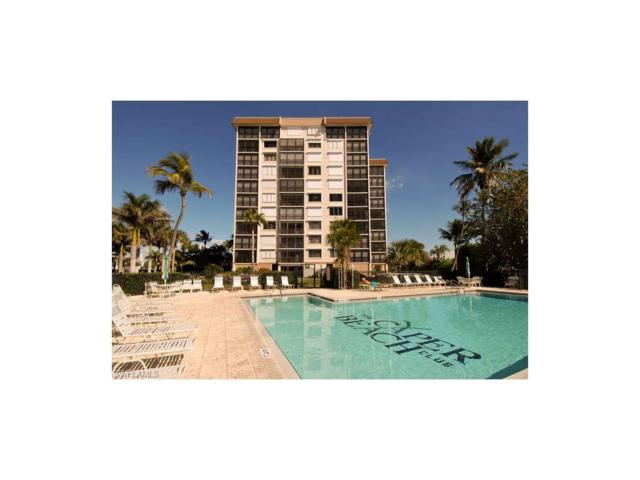 2810 Estero Blvd #313, Fort Myers Beach, FL 33931 (MLS #217024448) :: The New Home Spot, Inc.