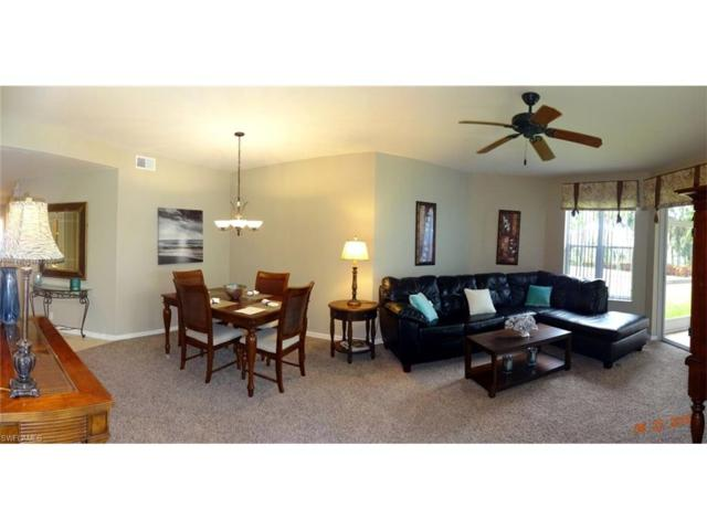 16440 Millstone Cir #102, Fort Myers, FL 33908 (MLS #217025910) :: The New Home Spot, Inc.