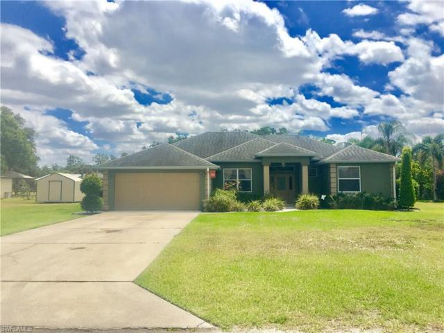 505 Holly Ave, Labelle, FL 33935 (#217026926) :: Homes and Land Brokers, Inc