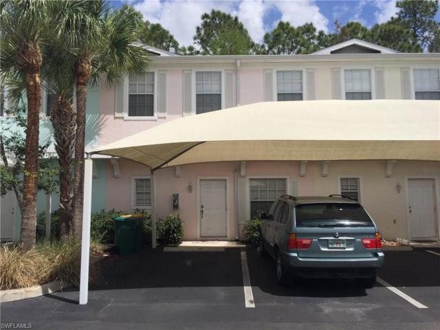3309 Lisa Ln #117, Naples, FL 34109 (#217027687) :: Homes and Land Brokers, Inc