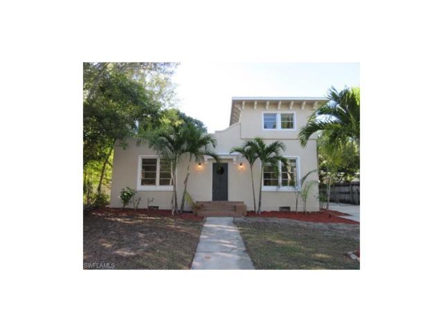 1312 Rio Vista Ave, Fort Myers, FL 33901 (MLS #217027846) :: The New Home Spot, Inc.
