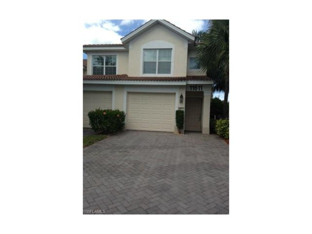 11611 Navarro Way #2001, Fort Myers, FL 33908 (MLS #217028424) :: The New Home Spot, Inc.