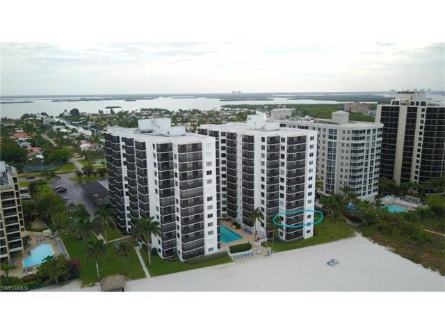 6612 Estero Blvd #303, Fort Myers Beach, FL 33931 (MLS #217028460) :: The New Home Spot, Inc.