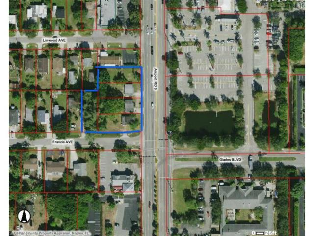 1948,1924,1888,1896 Airport Rd S, Naples, FL 34112 (#217028786) :: Homes and Land Brokers, Inc