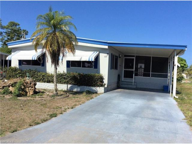 615 Pine Grove Ct, North Fort Myers, FL 33917 (MLS #217029752) :: The New Home Spot, Inc.