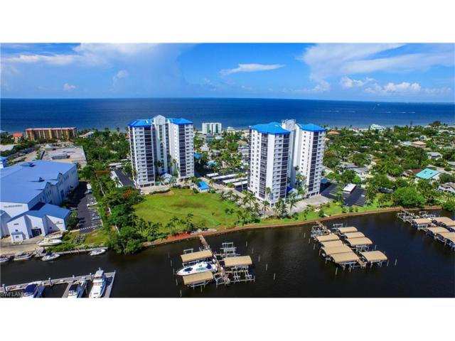 4745 Estero Blvd #1201, Fort Myers Beach, FL 33931 (#217029788) :: Homes and Land Brokers, Inc