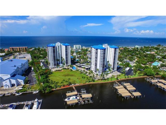 4745 Estero Blvd #1201, Fort Myers Beach, FL 33931 (MLS #217029788) :: The New Home Spot, Inc.