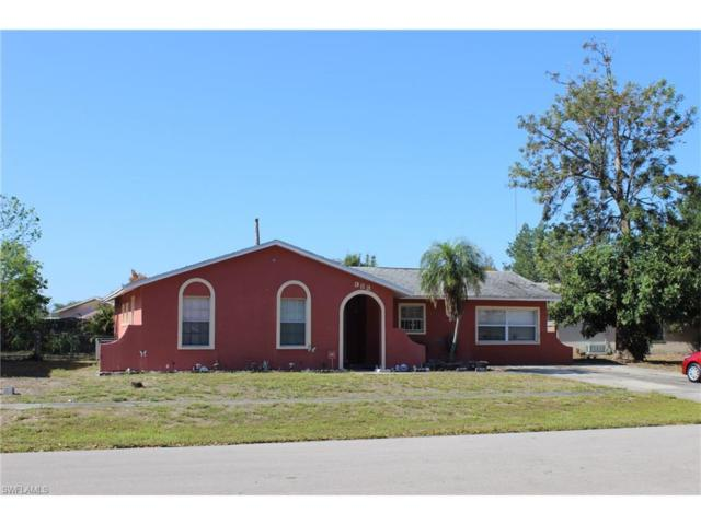 983 Jolly Rd, North Fort Myers, FL 33903 (#217030037) :: Homes and Land Brokers, Inc