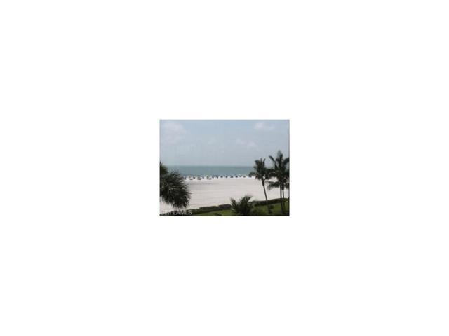 6670 Estero Blvd A404, Fort Myers Beach, FL 33931 (MLS #217030168) :: The New Home Spot, Inc.