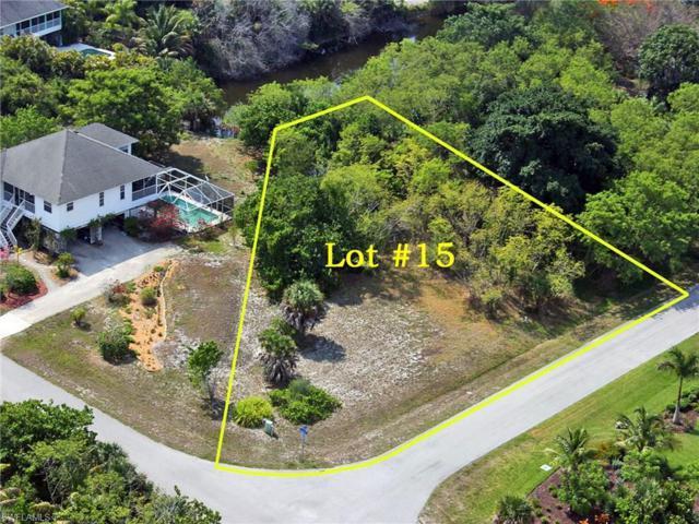 412 Tiree Cir, Sanibel, FL 33957 (#217030315) :: Homes and Land Brokers, Inc