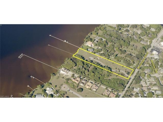11660 Mcgregor Blvd, Fort Myers, FL 33919 (#217030979) :: Homes and Land Brokers, Inc