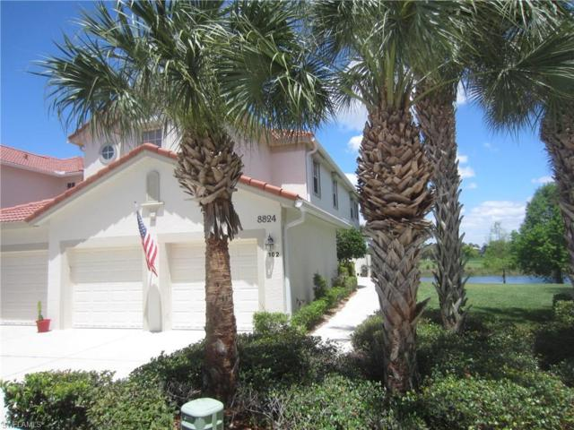 8824 W Forest Ln #102, Fort Myers, FL 33908 (MLS #217031499) :: The New Home Spot, Inc.