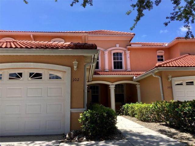 13870 Eagle Ridge Lakes Dr #102, Fort Myers, FL 33912 (MLS #217031738) :: The New Home Spot, Inc.