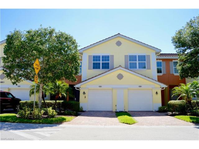 4391 Lazio Way #303, Fort Myers, FL 33901 (MLS #217031981) :: The New Home Spot, Inc.