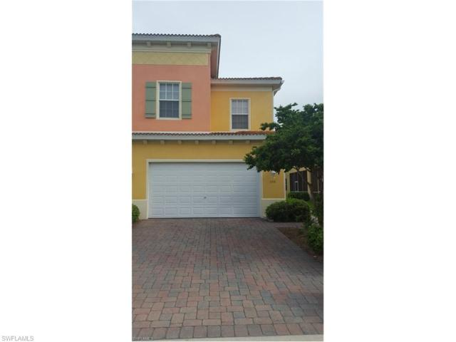 9815 Solera Cove Pointe #106, Fort Myers, FL 33908 (MLS #217032010) :: The New Home Spot, Inc.