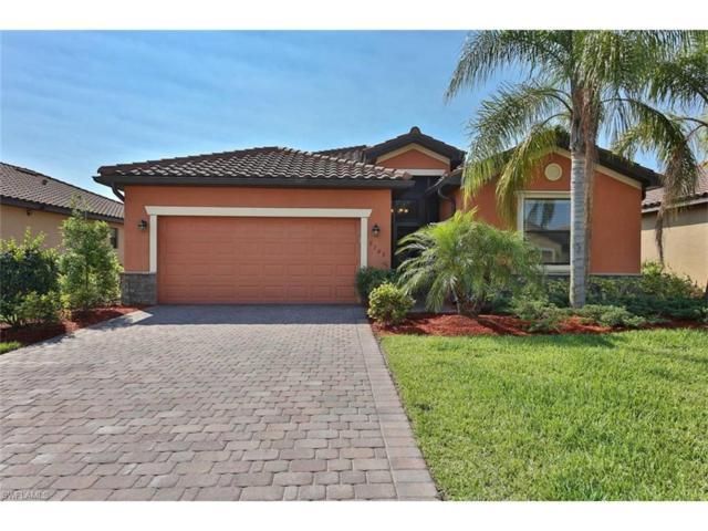 2707 Via Santa Croce Ct, Fort Myers, FL 33905 (MLS #217032737) :: The New Home Spot, Inc.